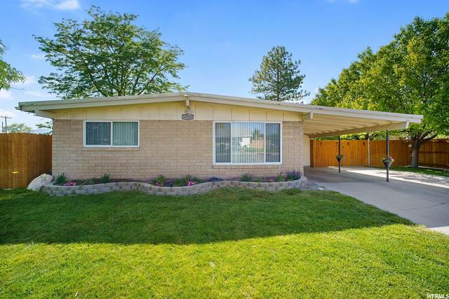 3114 S 4300 W, West Valley City, UT 84120 (#1679272) :: RE/MAX Equity