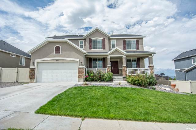 522 W Kit Fox Dr, Saratoga Springs, UT 84045 (#1679284) :: goBE Realty