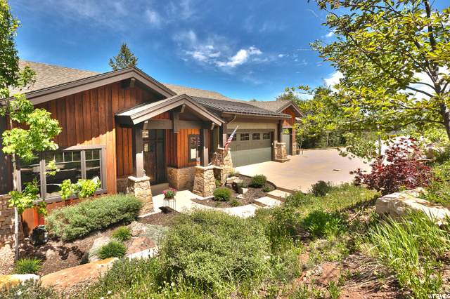 7148 Canyon Dr, Park City, UT 84098 (MLS #1679290) :: High Country Properties