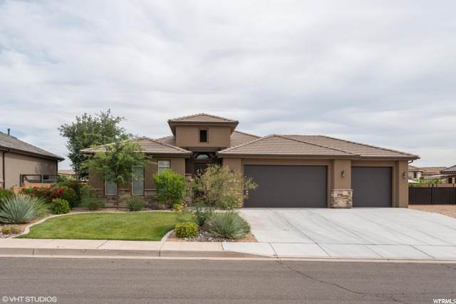 1947 W 390 N, St. George, UT 84770 (#1679292) :: Doxey Real Estate Group