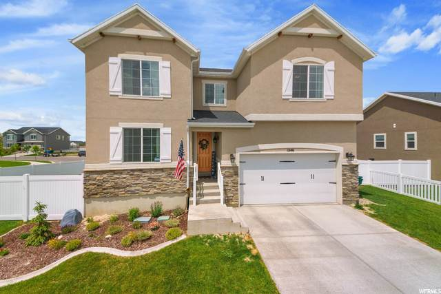 1246 W Appaloosa Ln, Lehi, UT 84043 (#1679302) :: Big Key Real Estate