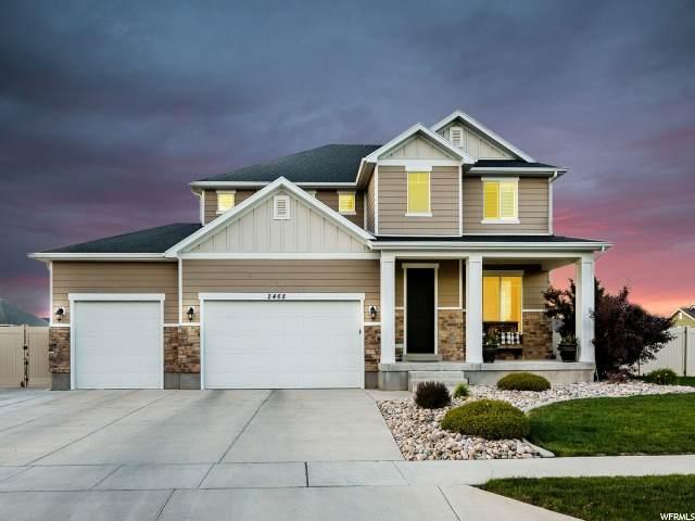 2468 W 1350 N, Lehi, UT 84043 (#1679316) :: Utah Best Real Estate Team | Century 21 Everest