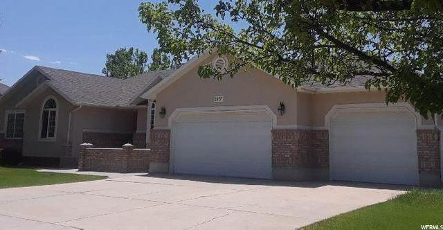 1637 W Bethany Hills Cove Pvd, Bluffdale, UT 84065 (#1679336) :: The Fields Team