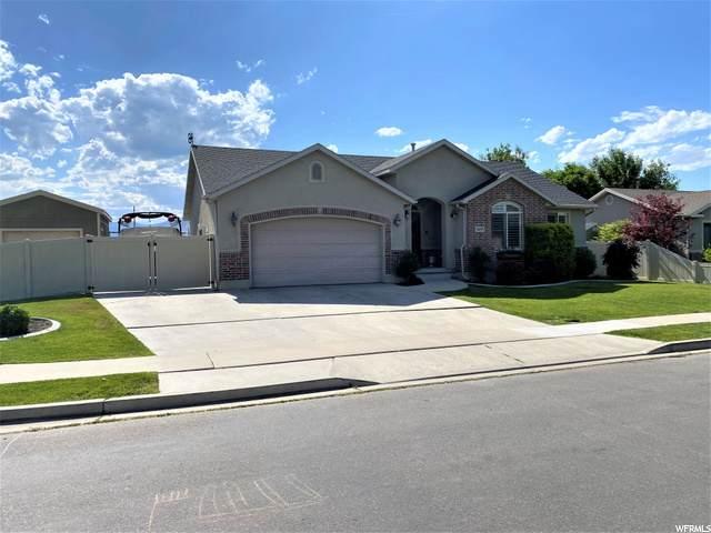 1439 N 950 W, Lehi, UT 84043 (#1679345) :: Utah Best Real Estate Team | Century 21 Everest