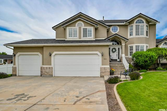 931 E Broken Fence Ln, Fruit Heights, UT 84037 (#1679347) :: Utah Best Real Estate Team   Century 21 Everest