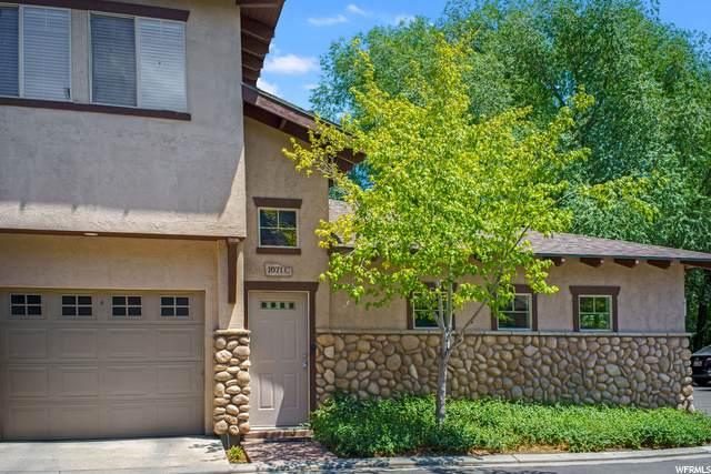 1671 E Roycroft Place S C, Holladay, UT 84124 (#1679350) :: Big Key Real Estate