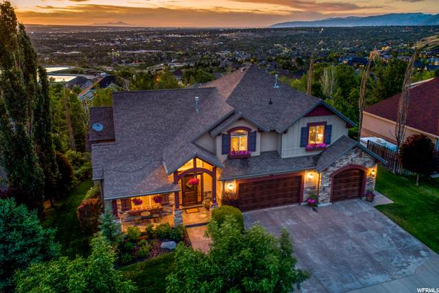 1729 E Burning Oak Dr S, Draper, UT 84020 (#1679357) :: Utah Best Real Estate Team | Century 21 Everest
