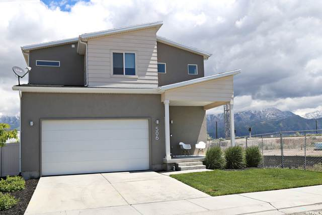 506 N 290 E #19, Vineyard, UT 84059 (#1679368) :: goBE Realty