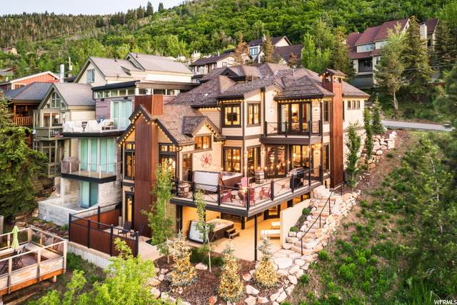1138 Lowell Ave, Park City, UT 84060 (#1679388) :: Utah Best Real Estate Team | Century 21 Everest