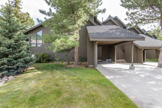 2148 W Appache Trl T-11, Park City, UT 84098 (#1679405) :: Utah Best Real Estate Team | Century 21 Everest