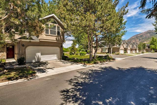 8174 S Clover Spring Ln, Salt Lake City, UT 84121 (#1679406) :: goBE Realty