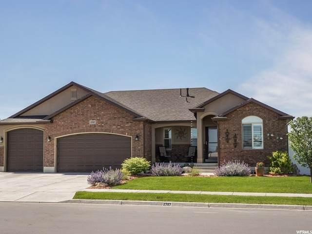 2787 W 1150 S, Syracuse, UT 84075 (#1679421) :: Utah Best Real Estate Team   Century 21 Everest