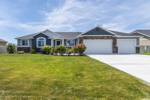 568 E Coach Ln, Grantsville, UT 84029 (#1679427) :: Big Key Real Estate