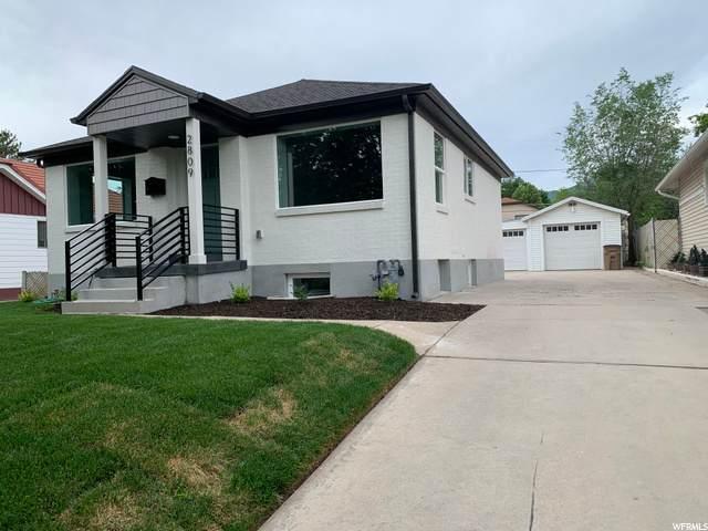 2809 S Beverly St, Salt Lake City, UT 84106 (#1679450) :: Utah City Living Real Estate Group
