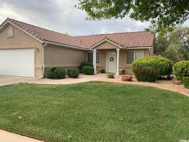 362 E 680 St S, Ivins, UT 84738 (#1679454) :: Doxey Real Estate Group