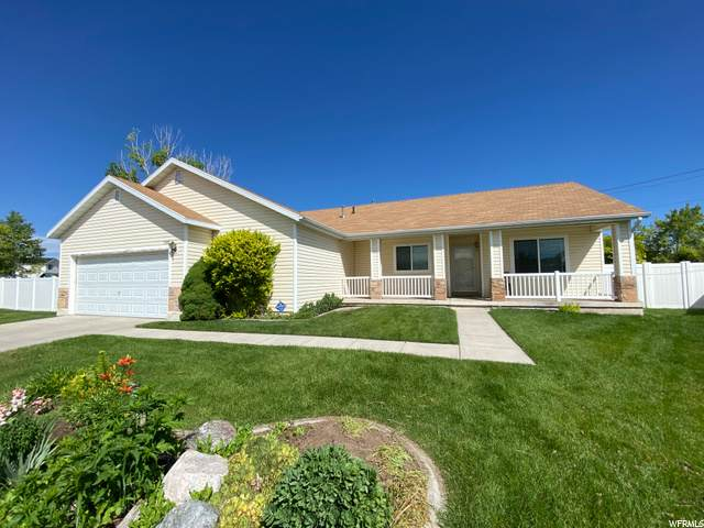 5488 S 4025 W, Roy, UT 84067 (#1679456) :: Exit Realty Success