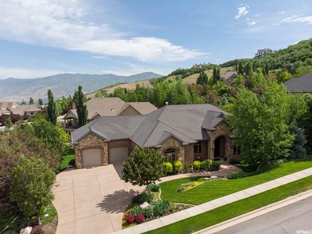 4751 S Spring Meadow Cir, Bountiful, UT 84010 (#1679468) :: Utah Best Real Estate Team | Century 21 Everest