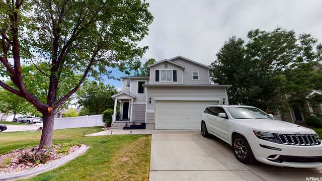 218 E Clermont Ln N, Stansbury Park, UT 84074 (#1679470) :: Big Key Real Estate
