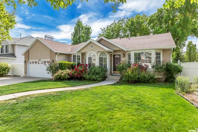 7580 S Sandy Land Ln E, Midvale, UT 84047 (#1679474) :: Utah Best Real Estate Team | Century 21 Everest