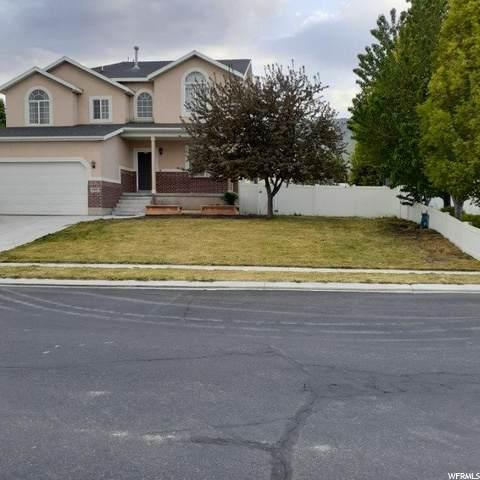 4087 S Clipper St, Saratoga Springs, UT 84045 (#1679476) :: Utah Best Real Estate Team | Century 21 Everest