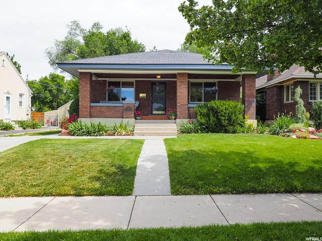 1541 Downington Ave, Salt Lake City, UT 84105 (#1679482) :: Exit Realty Success