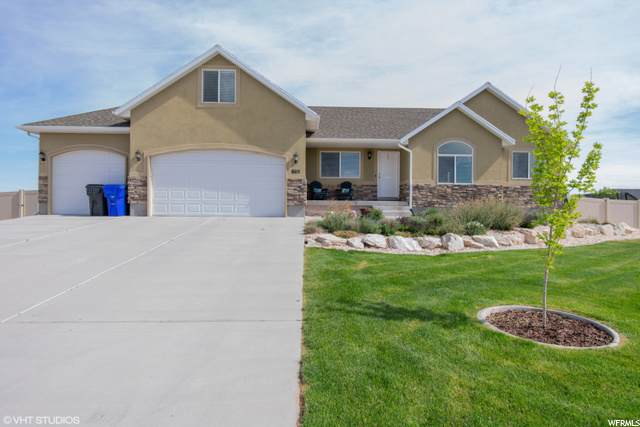 805 S Rodeo Dr, Grantsville, UT 84029 (#1679489) :: Big Key Real Estate