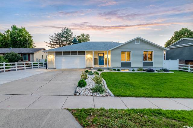 5100 S Daisy Ln W, Murray, UT 84123 (#1679516) :: Exit Realty Success
