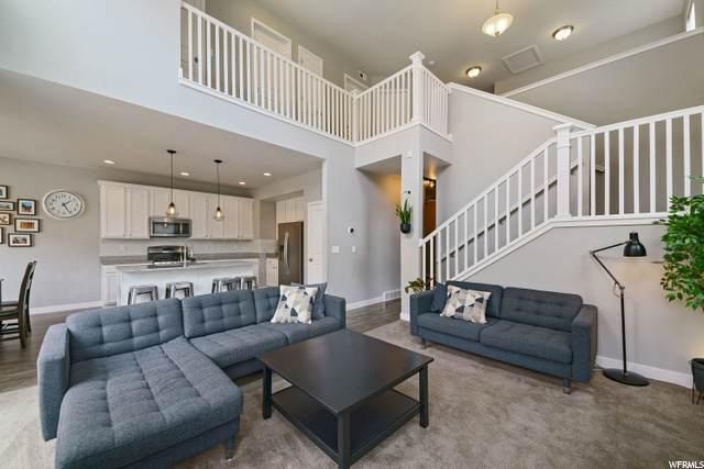 2822 W Bear Ridge Way, Lehi, UT 84043 (#1679561) :: Big Key Real Estate