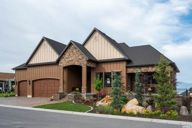14911 S Upper Bend Dr, Herriman, UT 84096 (#1679588) :: The Perry Group