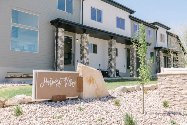 107 W Harvest Village Ln #103, Saratoga Springs, UT 84045 (MLS #1679630) :: Lookout Real Estate Group