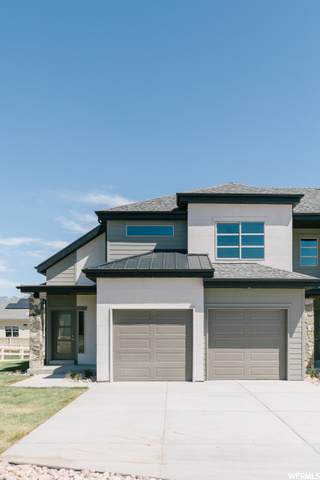 111 W Harvest Village Ln #105, Saratoga Springs, UT 84045 (MLS #1679631) :: Lookout Real Estate Group