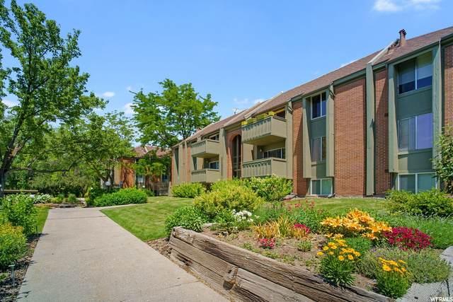 1160 S Foothill Dr E #225, Salt Lake City, UT 84108 (#1679635) :: Utah Best Real Estate Team | Century 21 Everest