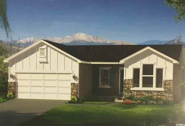 1136 W Honeycomb Dr #112, Grantsville, UT 84029 (#1679753) :: Colemere Realty Associates