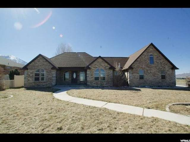 416 E 100 N, Mona, UT 84645 (#1679775) :: Big Key Real Estate