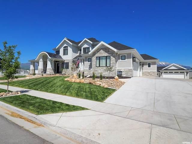 584 N Sage Vista Dr, Lehi, UT 84043 (#1679881) :: Bustos Real Estate | Keller Williams Utah Realtors