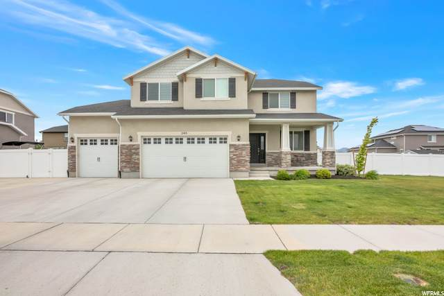 249 N Carlton Ave, Saratoga Springs, UT 84045 (#1679930) :: Bustos Real Estate | Keller Williams Utah Realtors