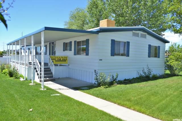 6418 S 1190 W #194, Murray, UT 84123 (#1679949) :: Big Key Real Estate
