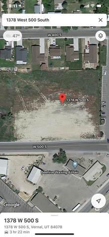 1378 W 500 S, Vernal, UT 84078 (#1679967) :: Big Key Real Estate