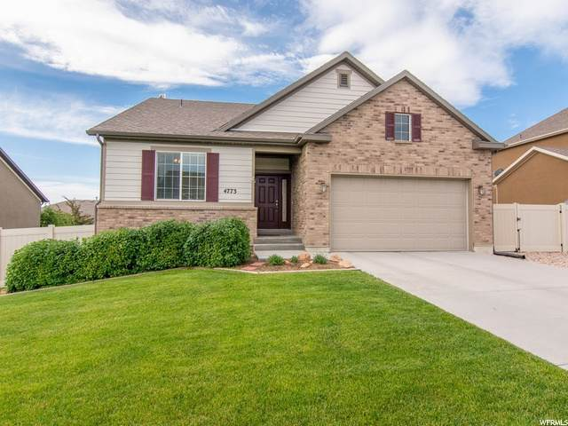 4773 W 7470 SOUTH St S, West Jordan, UT 84084 (#1680018) :: goBE Realty