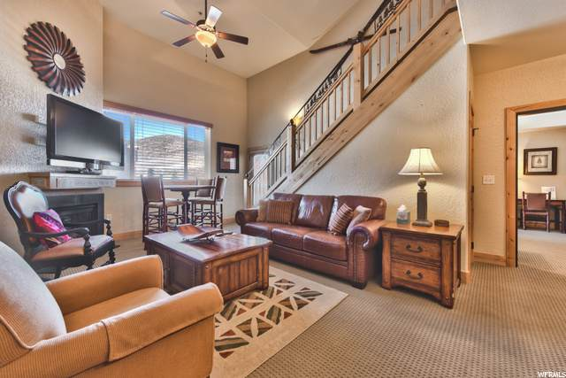 2669 Canyon Resort Dr #411, Park City, UT 84098 (#1680023) :: Powder Mountain Realty