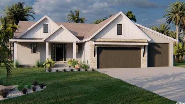 414 S 1310 W, Hurricane, UT 84737 (#1680031) :: Big Key Real Estate