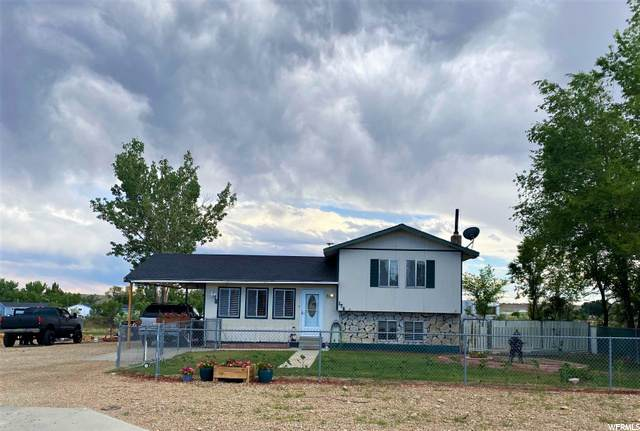 175 W Railroad Ave, Wellington, UT 84542 (#1680162) :: Colemere Realty Associates