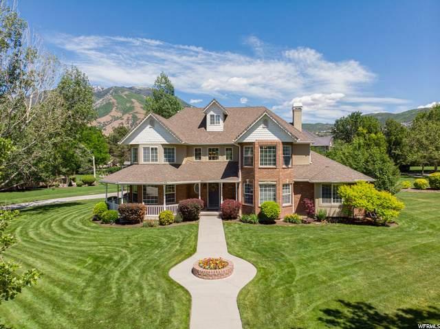 972 E Rosefield Ln, Draper, UT 84020 (#1680194) :: Bustos Real Estate | Keller Williams Utah Realtors
