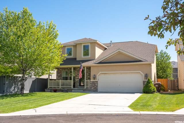 3596 E Royal Troon, Eagle Mountain, UT 84005 (#1680237) :: Utah City Living Real Estate Group