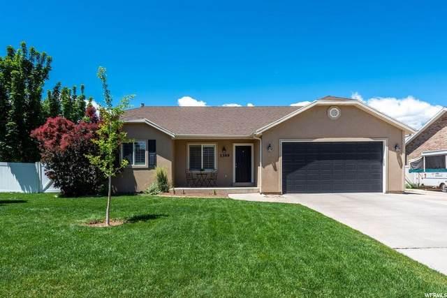 1399 N 100 E, Nephi, UT 84648 (#1680406) :: Big Key Real Estate