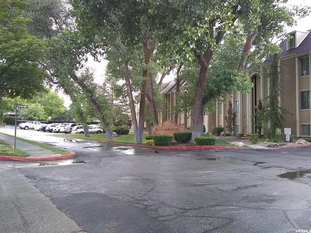 416 E Creekside Cir B, Murray, UT 84107 (#1680422) :: Utah Best Real Estate Team | Century 21 Everest