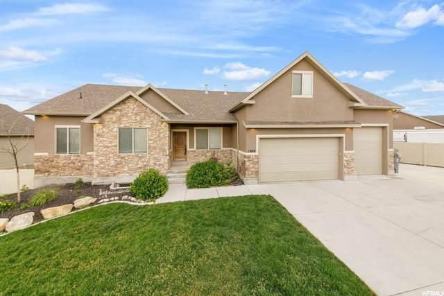 1266 Skyline Rd, Saratoga Springs, UT 84045 (#1680446) :: Bustos Real Estate | Keller Williams Utah Realtors