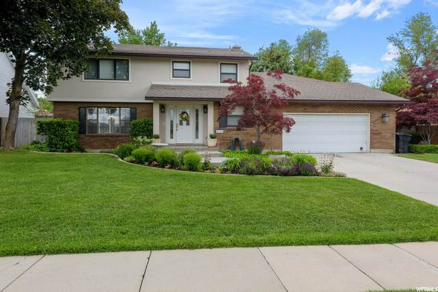 2128 E Lonsdale Dr, Cottonwood Heights, UT 84121 (#1680473) :: goBE Realty