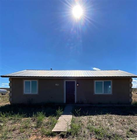 851 N 6500 E, Fort Duchesne, UT 84026 (MLS #1680656) :: Lawson Real Estate Team - Engel & Völkers