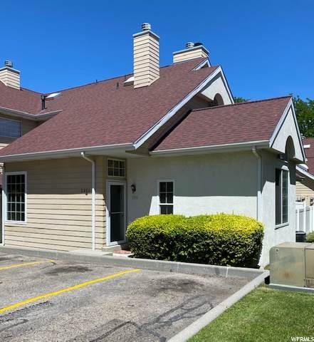 1351 W Ocean Ct, Salt Lake City, UT 84123 (#1680669) :: Gurr Real Estate